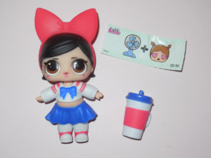 lol surprise Fanime doll