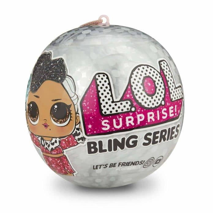 lol surprise bling series