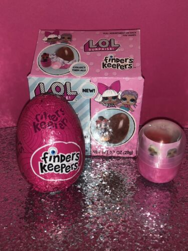 LOL Surprise Finders Keepers Mini Dolls