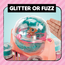 lol surprise diy glitter factory