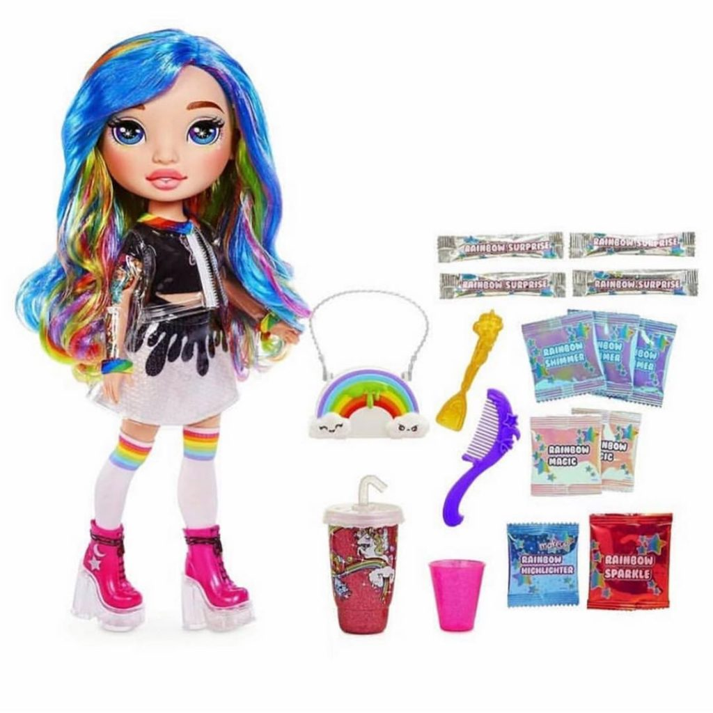 poopsie rainbow surprise make slime doll