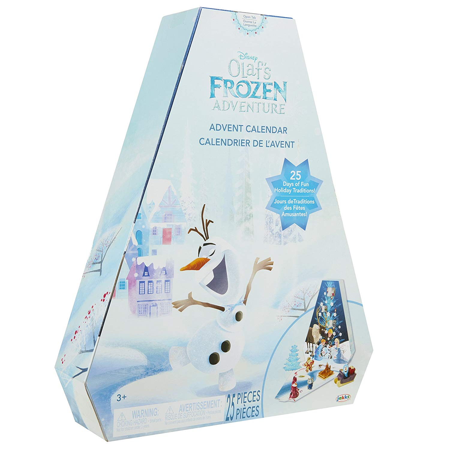 Frozen advent calendar 1