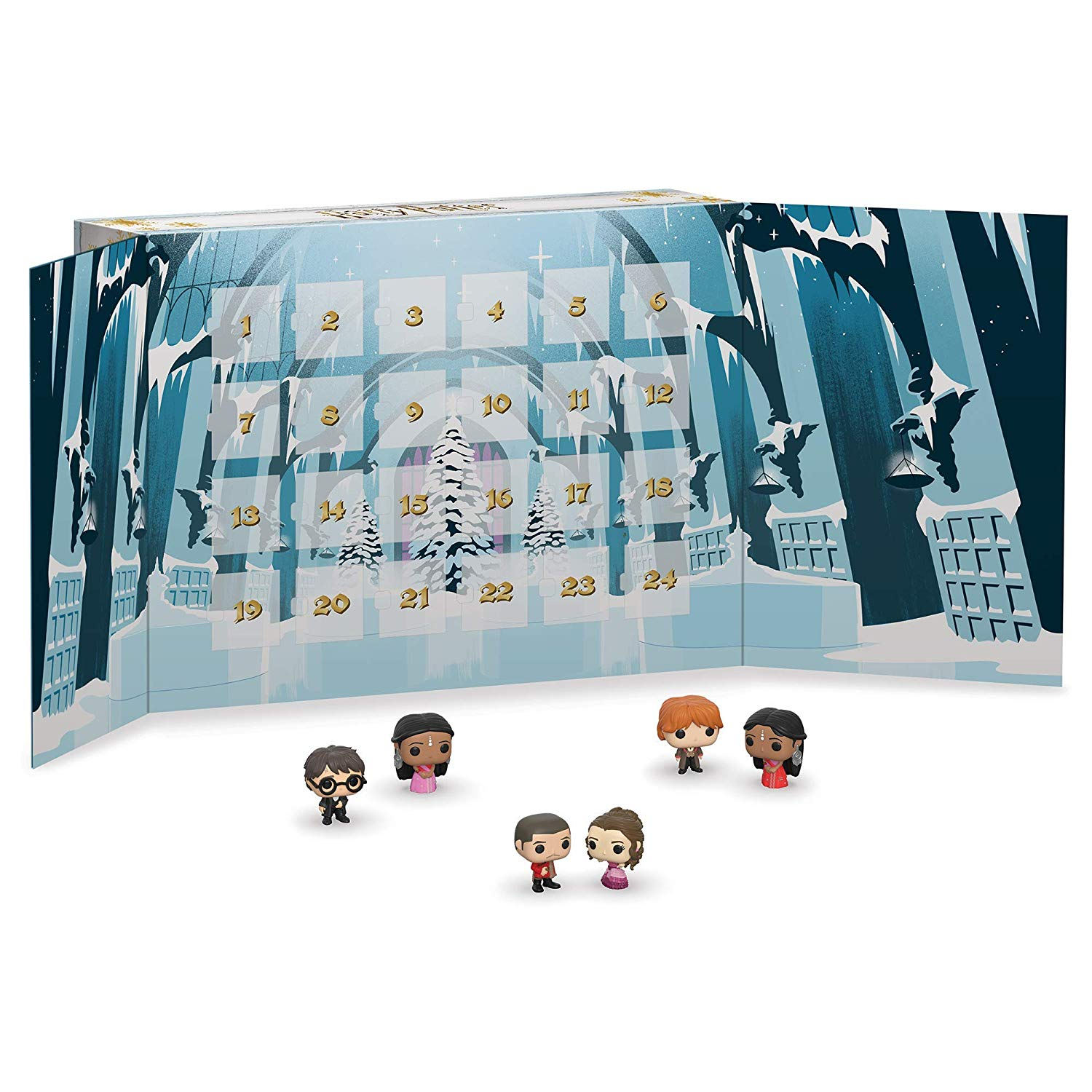 Funko Advent Calendar Harry Potter 1
