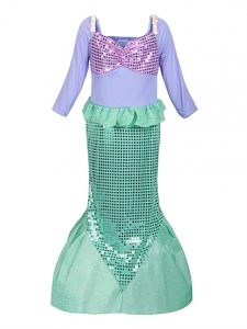Halloween Costume mermaid