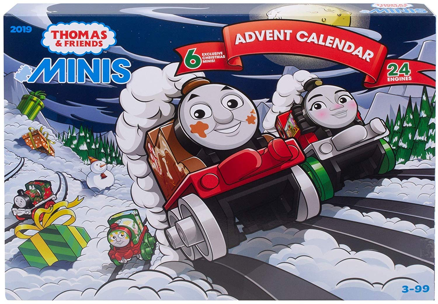 Thomas Friends advent calendar