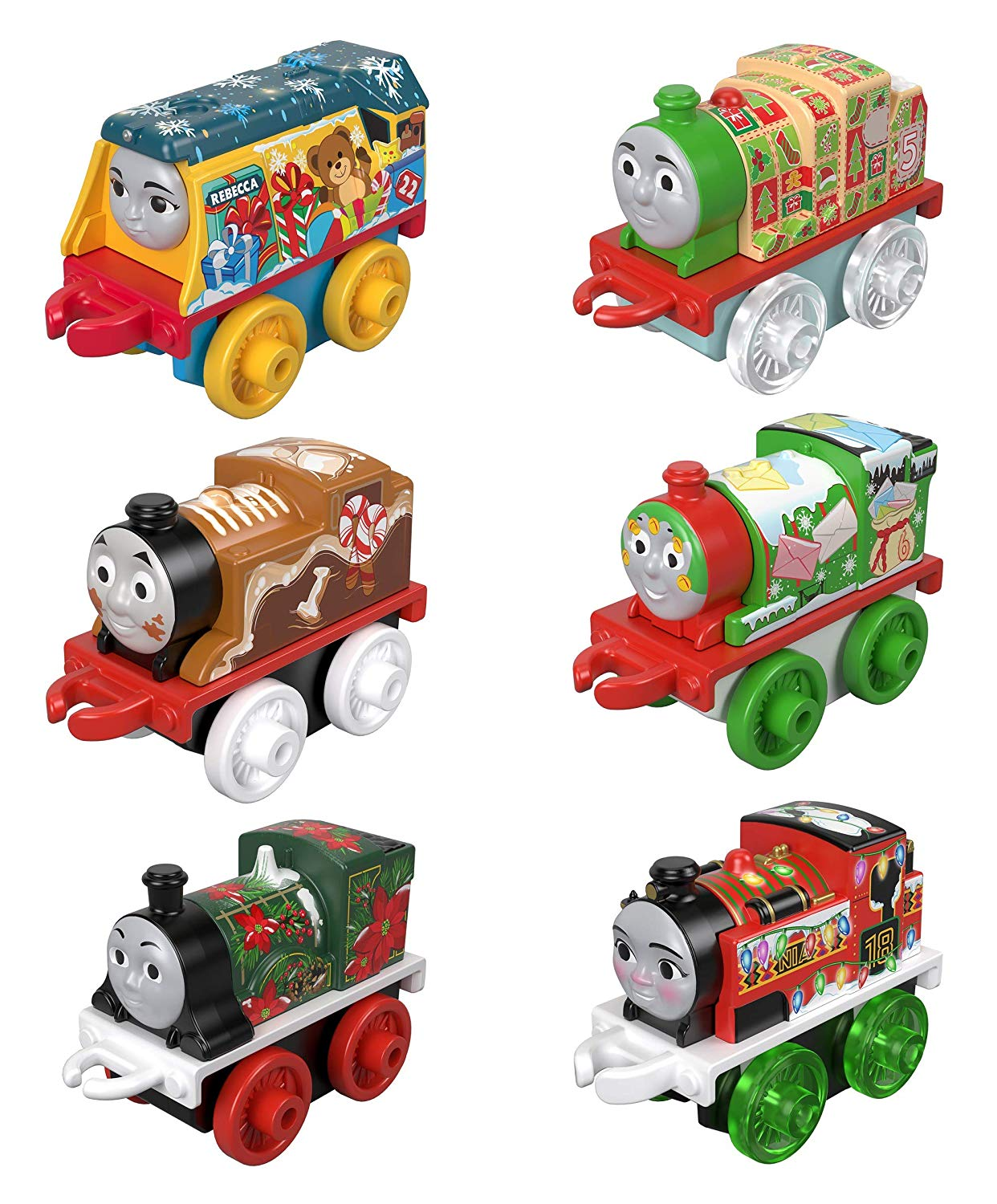 Thomas Friends fisher Price advent calendar