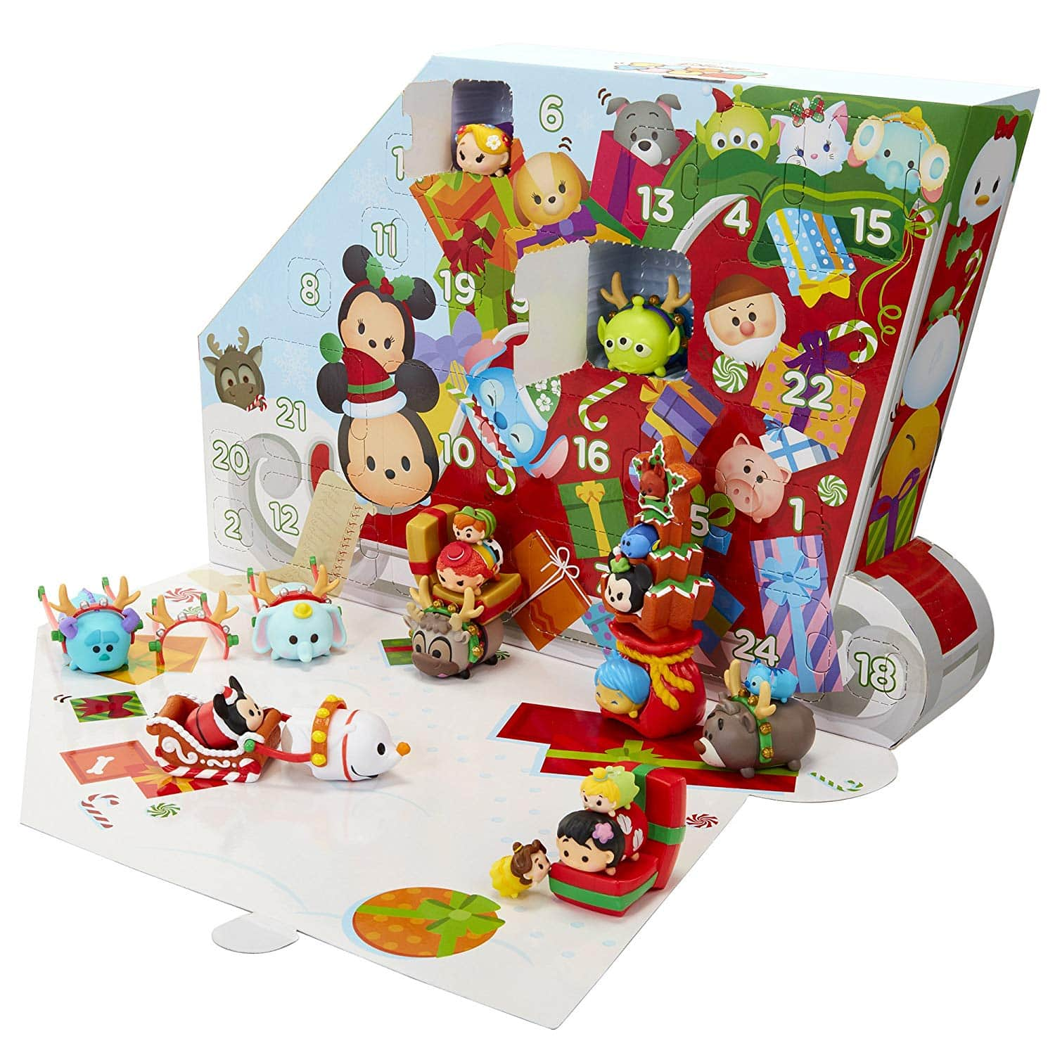 Tsum Tsum Disney Advent Calendar
