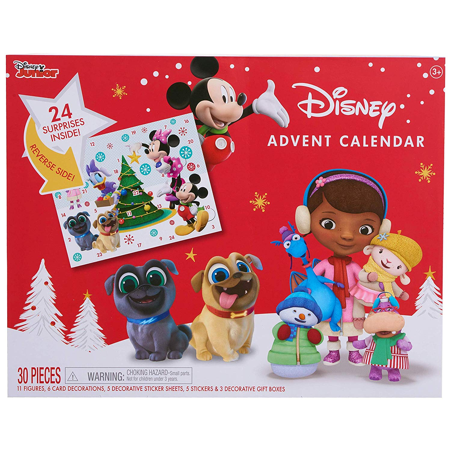 disney advent calendar 1