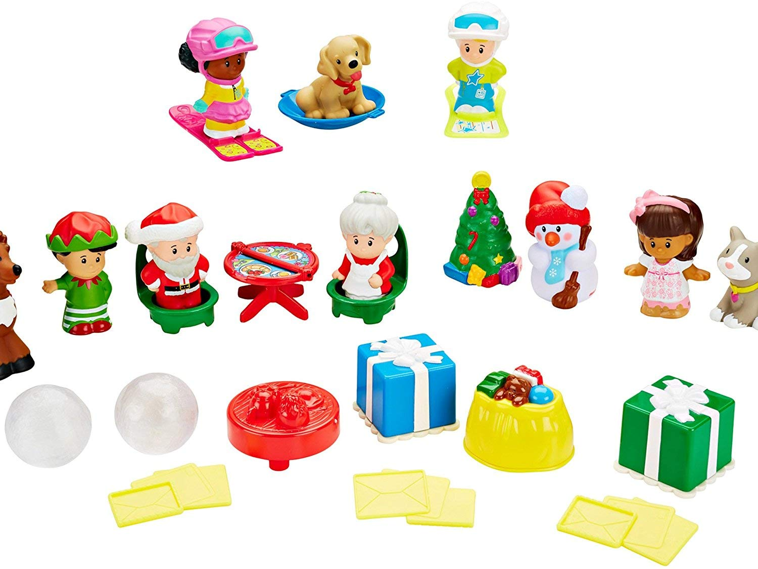 fisher price little people advent calendar 1