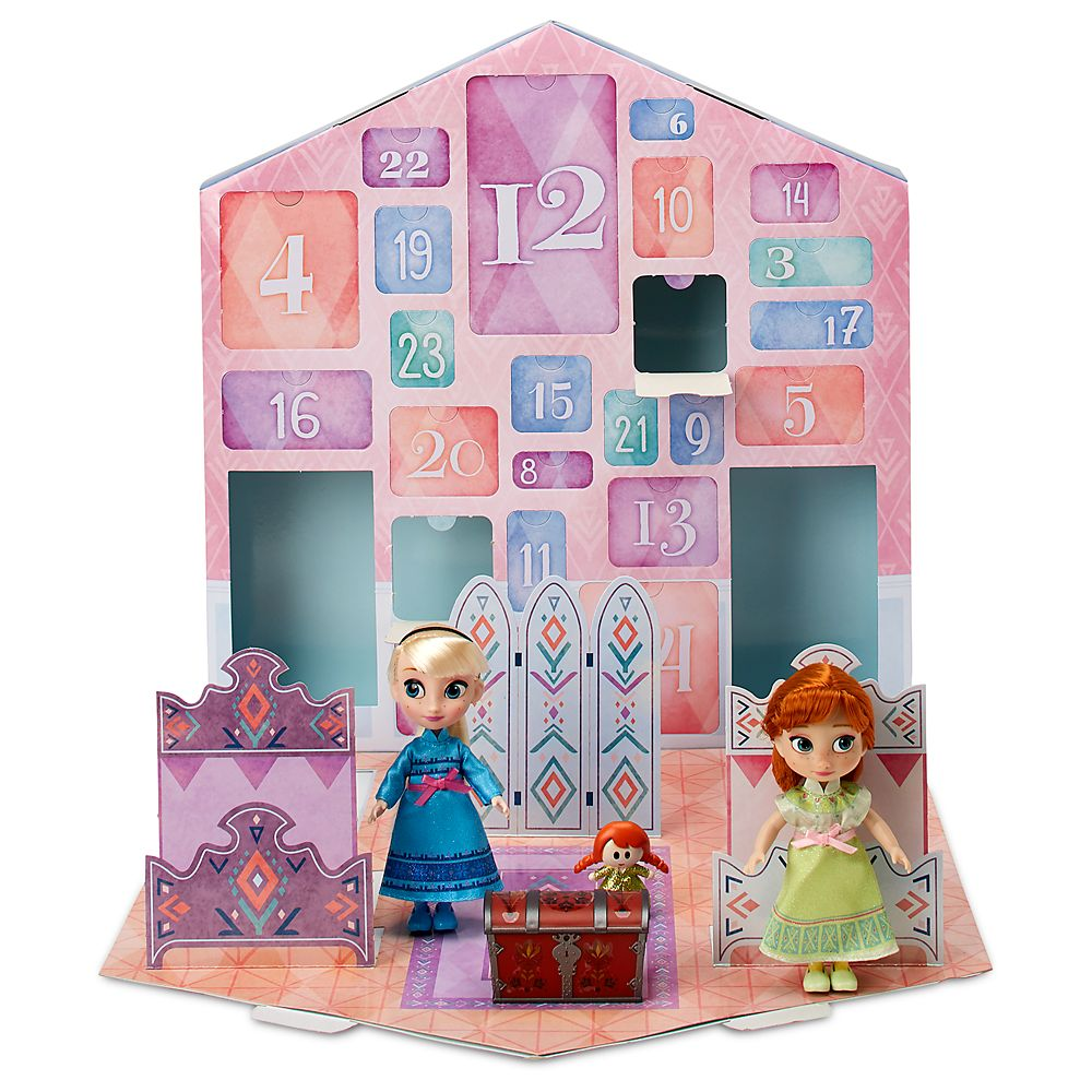 frozen 2 advent calendar