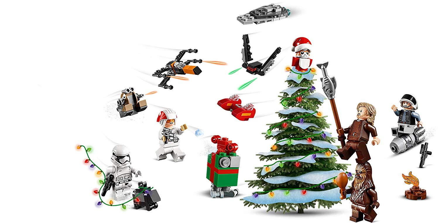 lego-star wars advent calendar 1