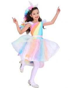 unicorn costume halloween