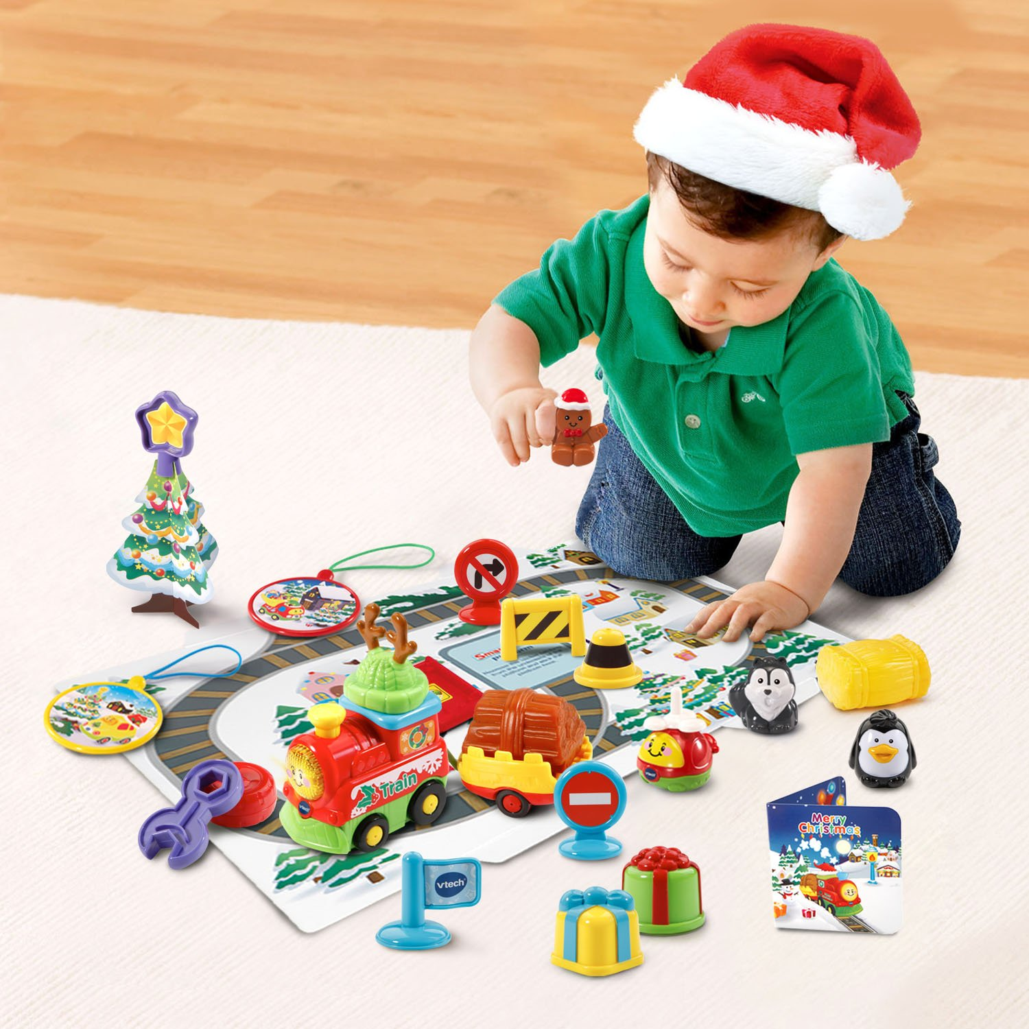 vtech go advent calendar 1