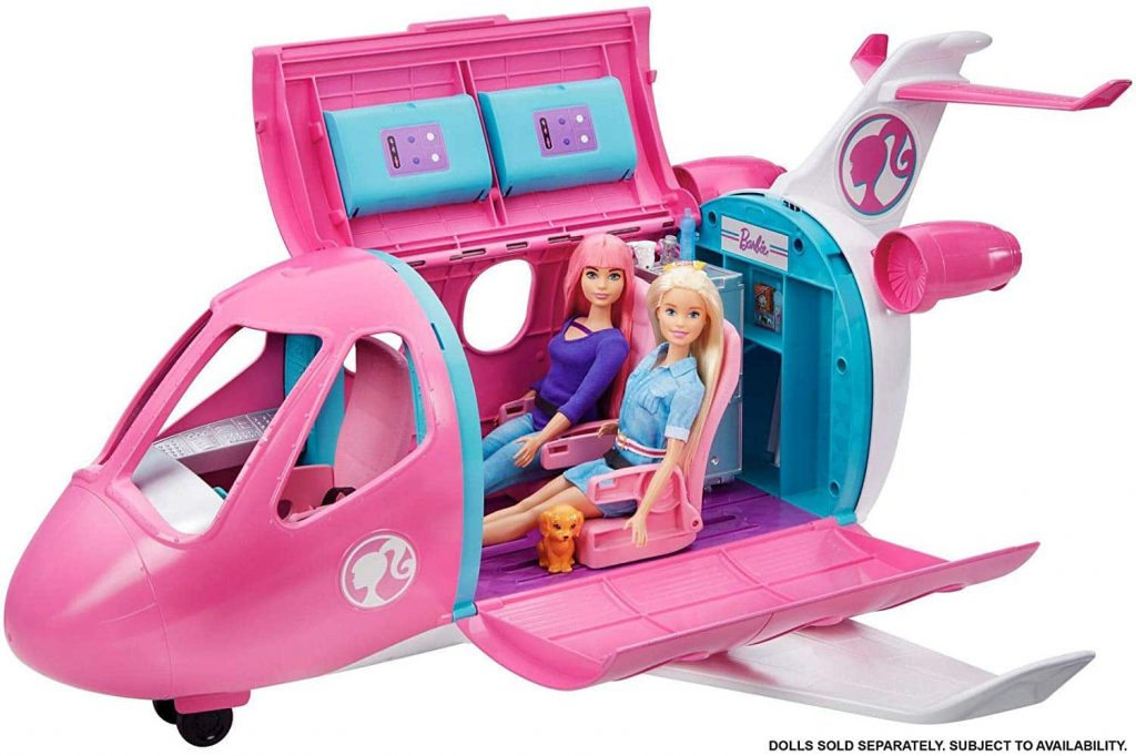 barbie dreamplane 1