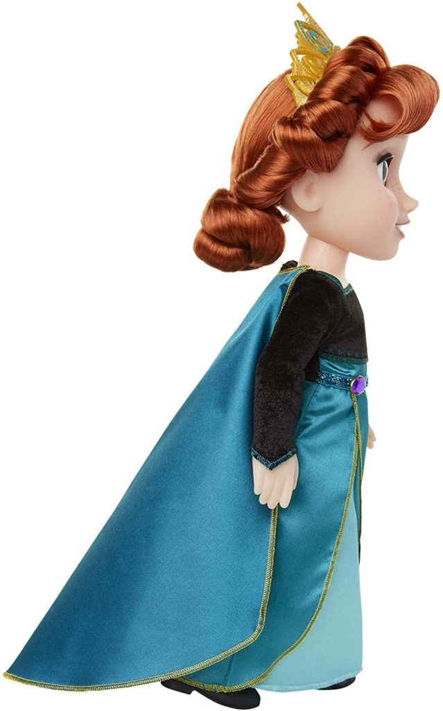 disney frozen 2 anna doll
