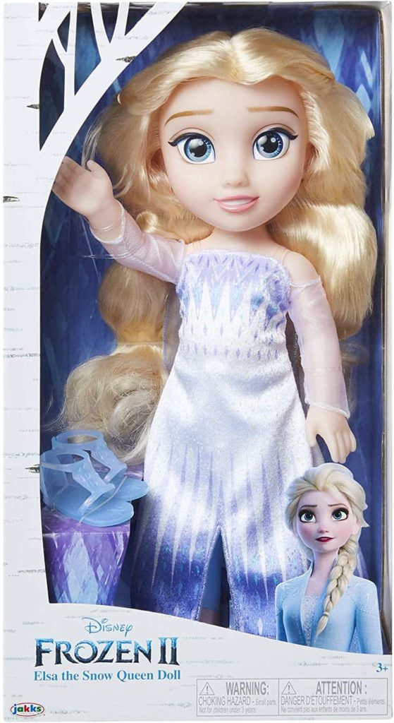 disney frozen 2 elsa doll
