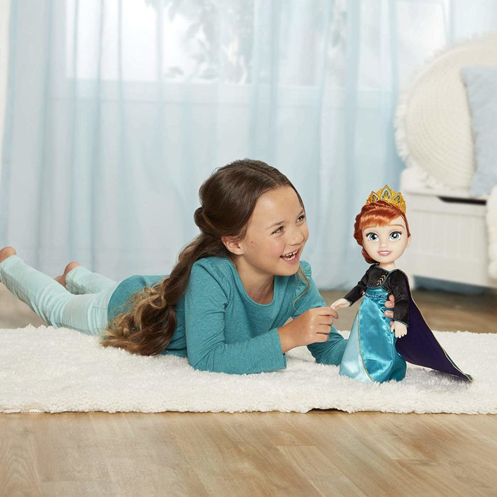 disney frozen anna doll queen anna