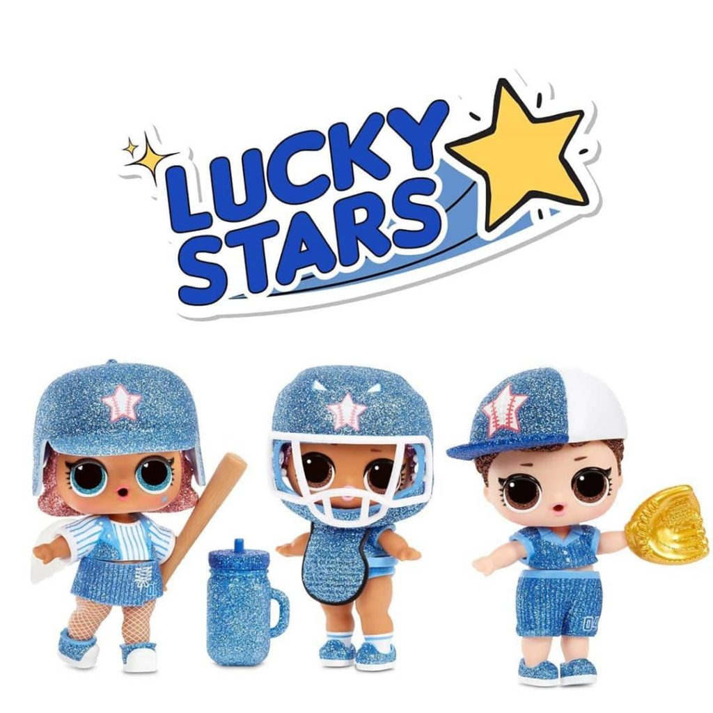 lol surprise all star lucky stars