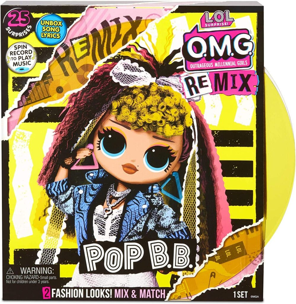 lol surprise omg remix box